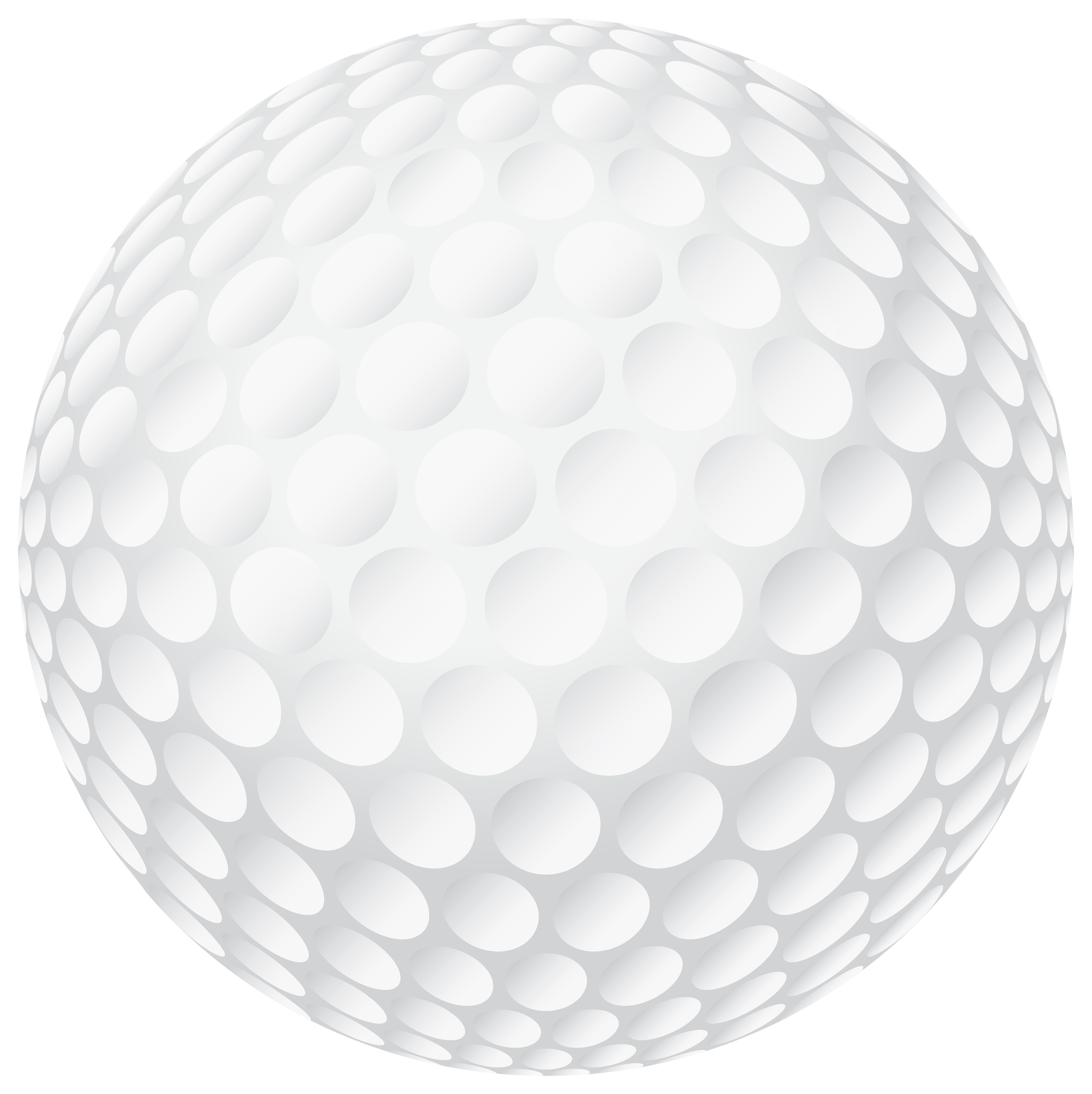 Golf ball free png. Cube clipart sphere