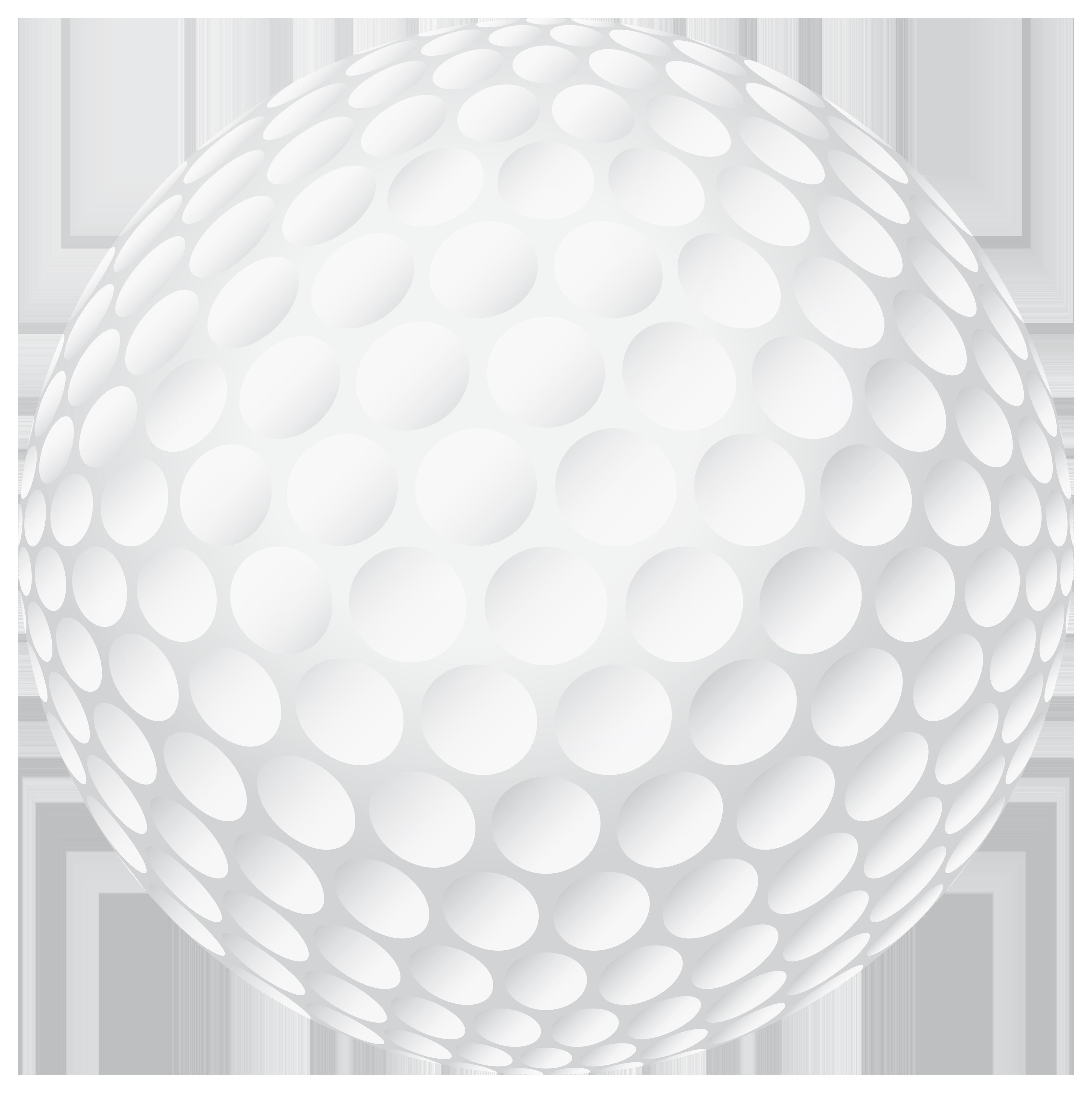 Golf ball free png. Golfing clipart summer