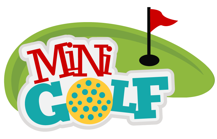 Words clipart golf.  collection of mini