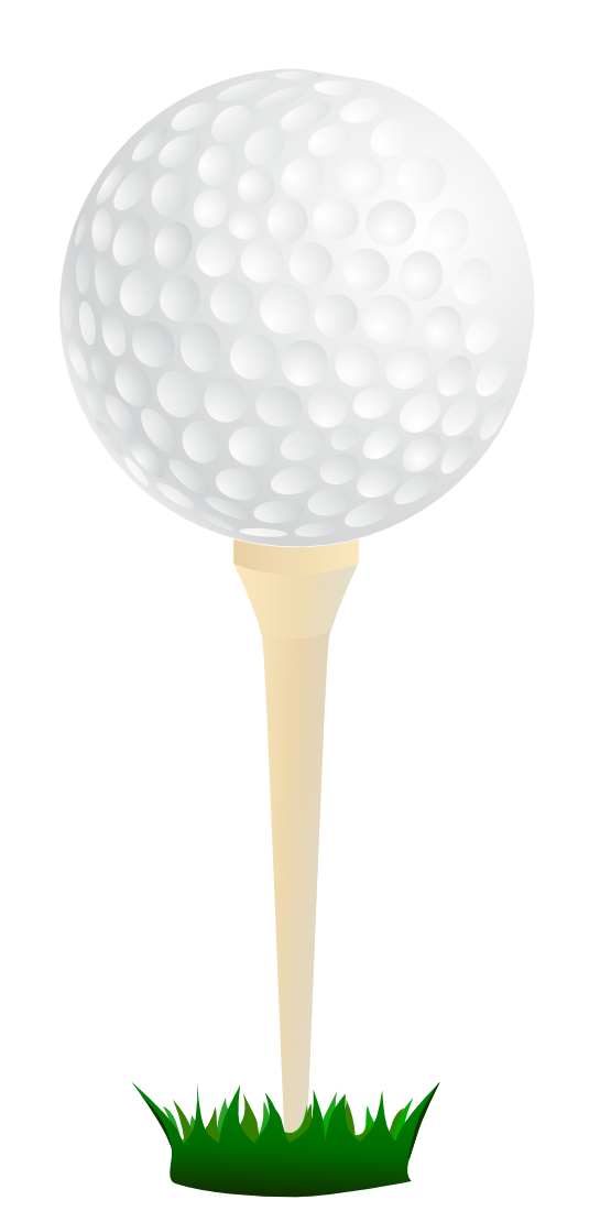 Golf ball vector png. Clip art free on