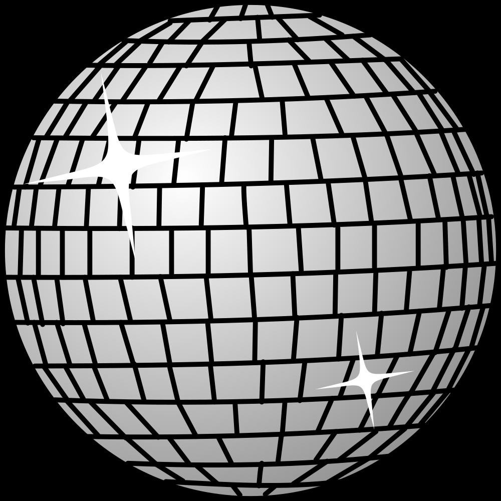 Onlinelabels clip art. Disco clipart disco ball