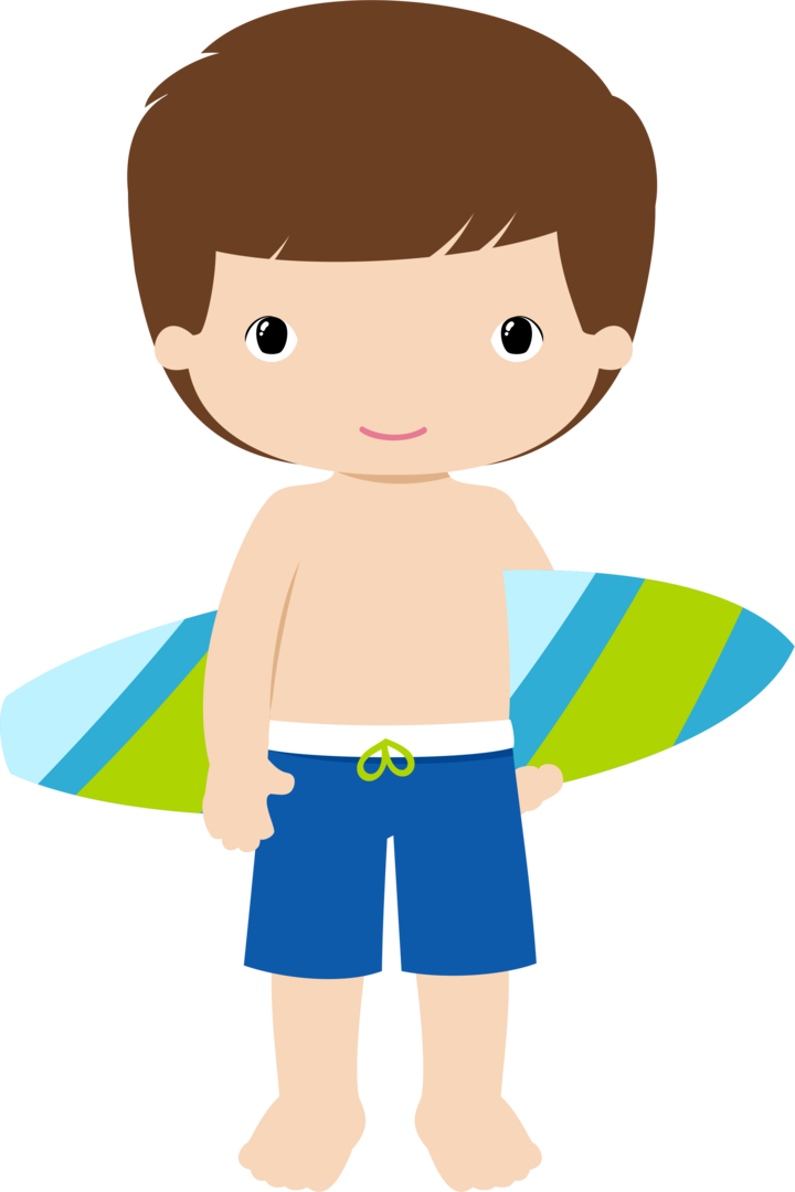 Surfing clipart baby beach. Pin by marina on