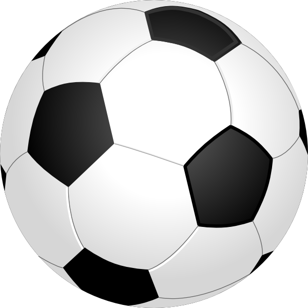 Ball clip art at. Purple clipart soccer