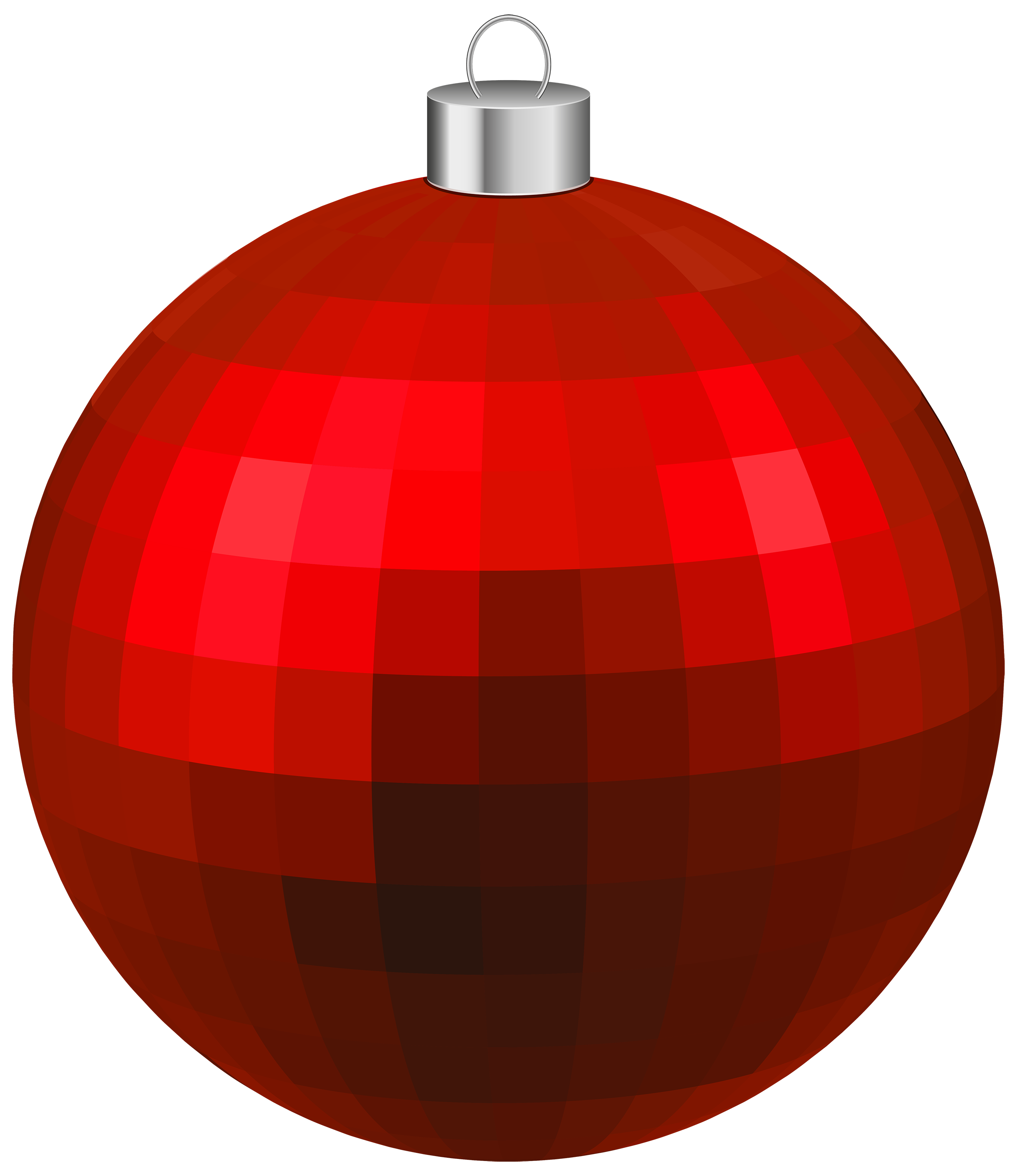 Clipart cars christmas. Red modern ball png