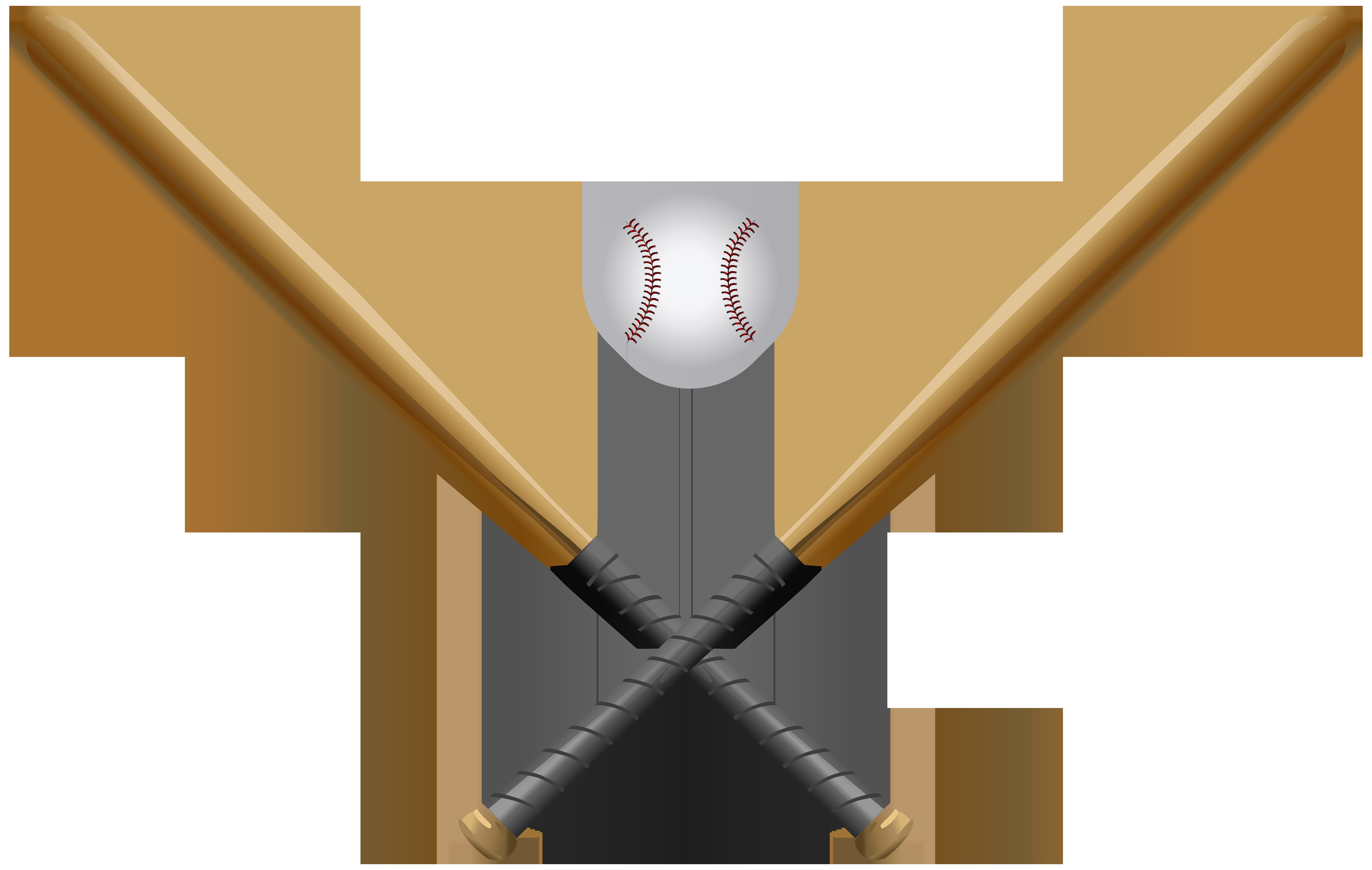 Numbers clipart baseball. Set png clip art
