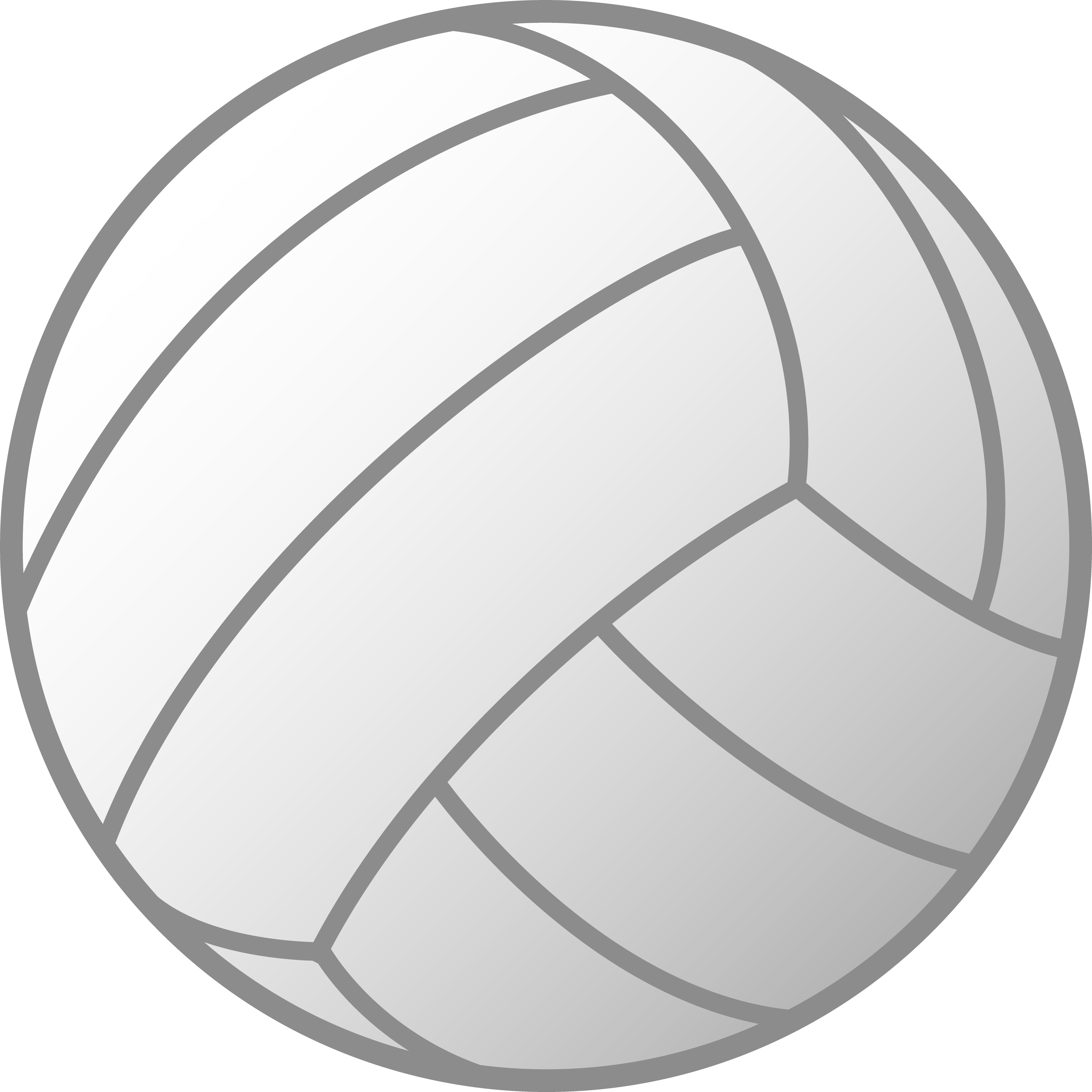 Clipart volleyball vintage. Simple white free clip