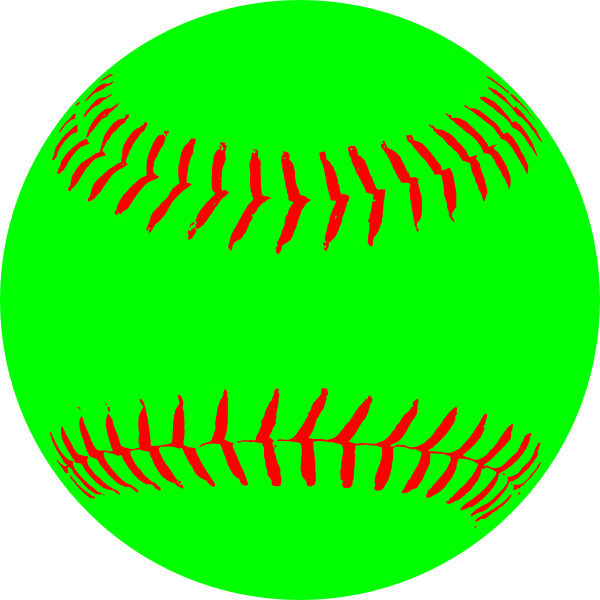 softball clipart clinic