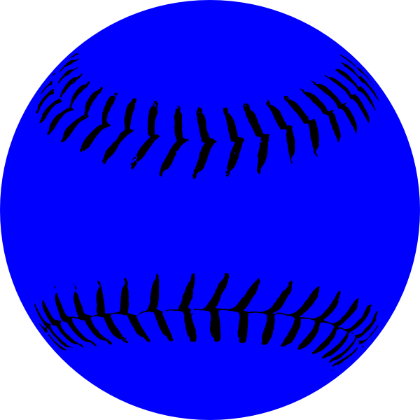 Clip art at clker. Picture clipart softball