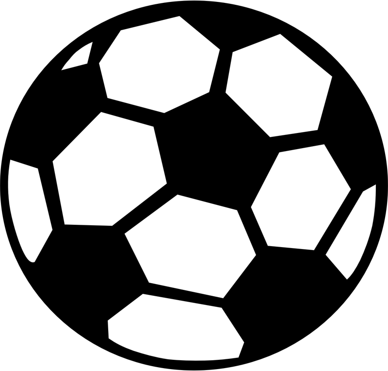 Silhouette soccer at getdrawings. Picture clipart ball