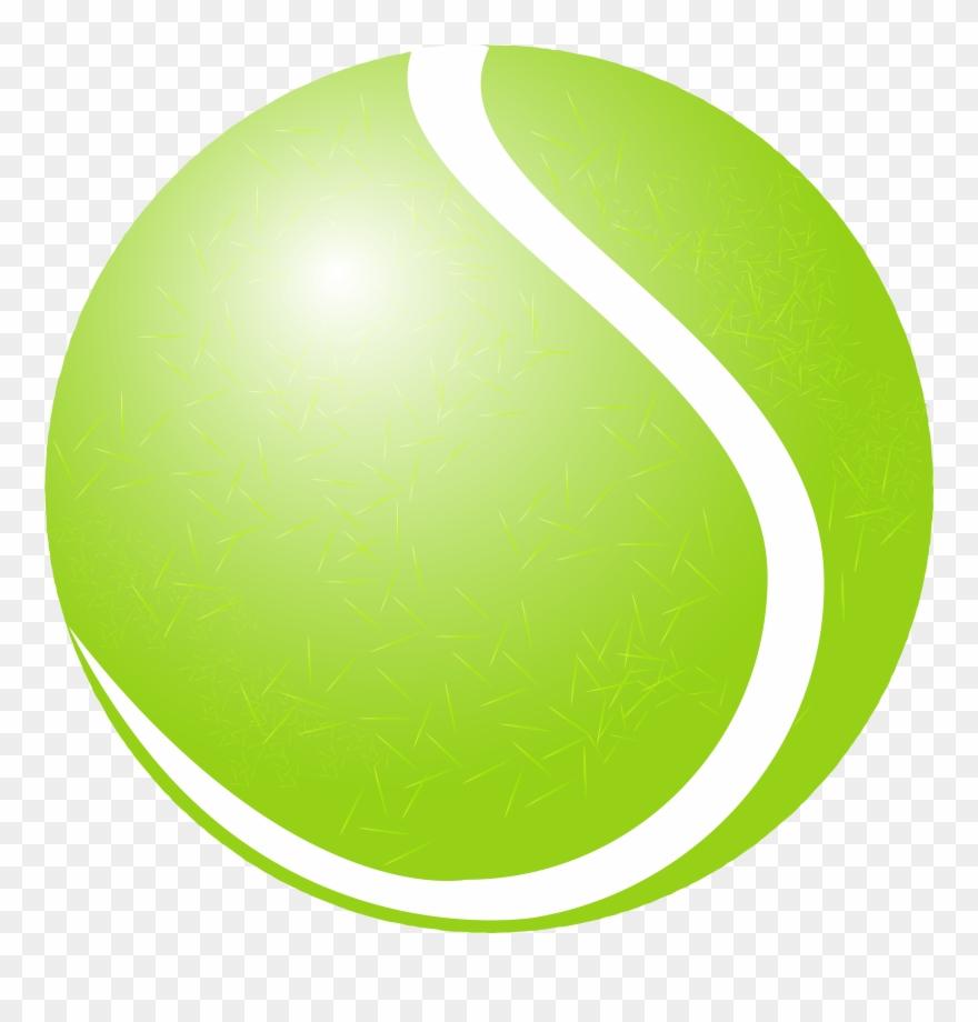 clipart ball tennis ball