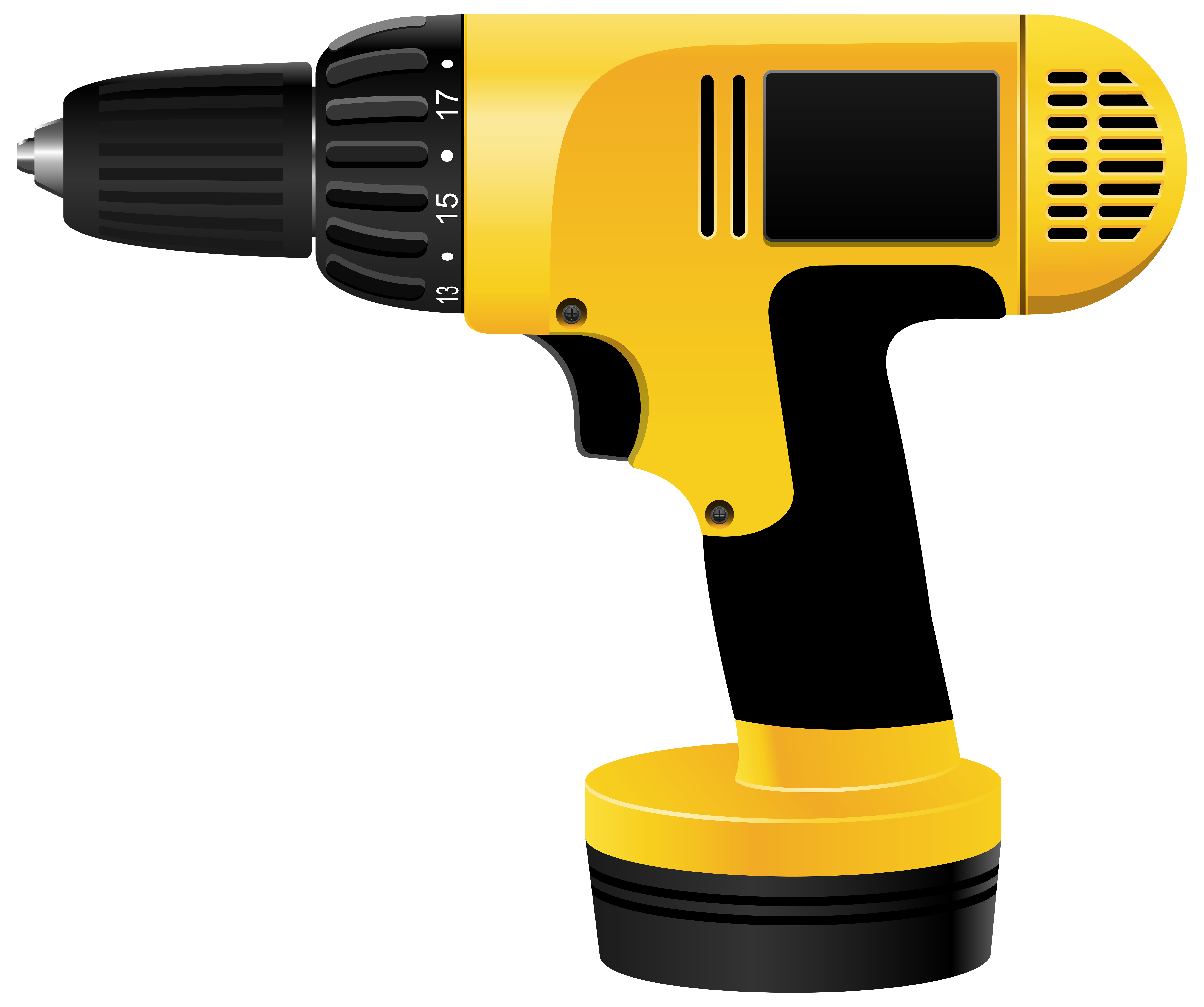 Clipart cars wrench. Electric screwdriver png clip