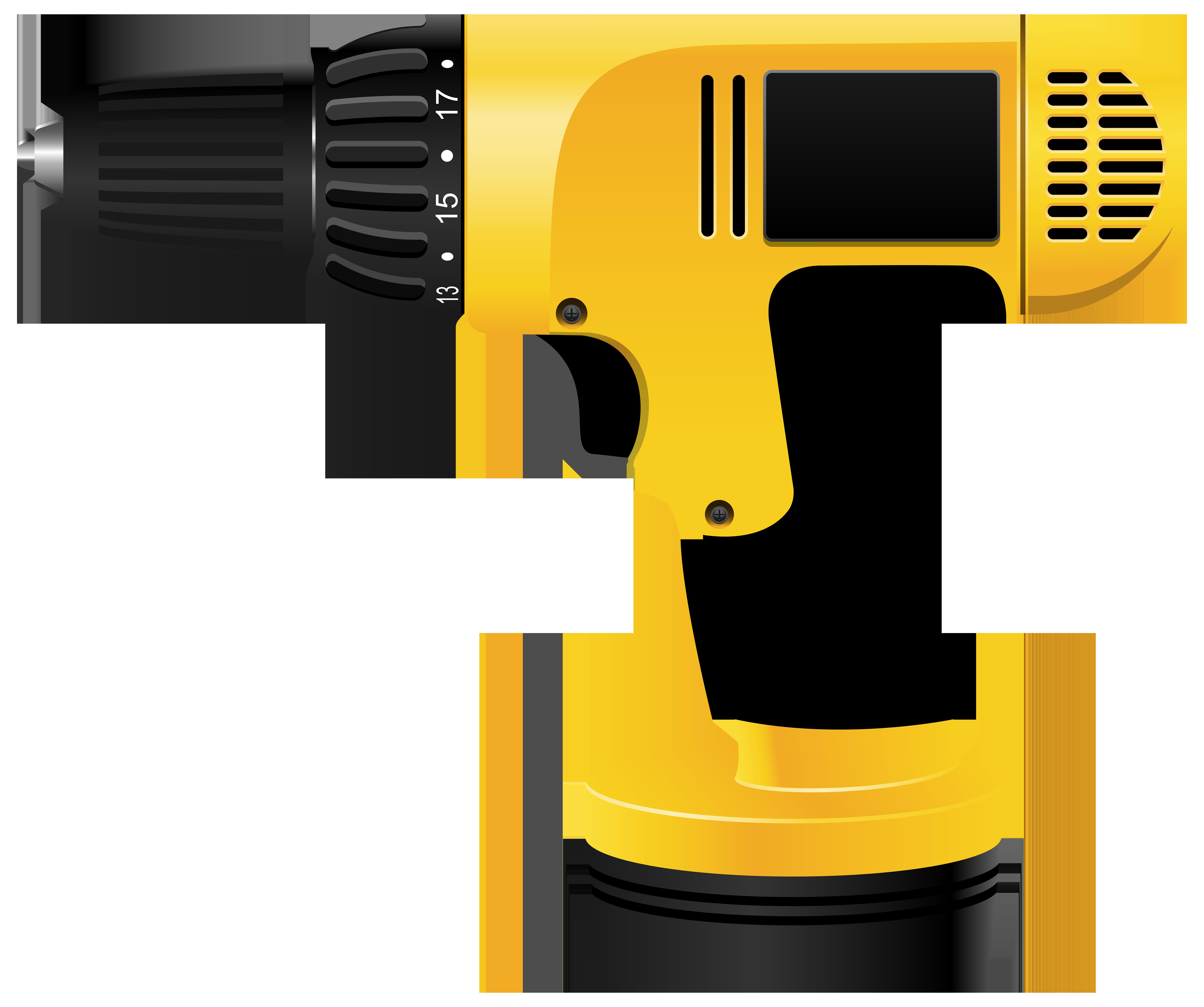 Electric screwdriver png clip. Driver clipart fast driver