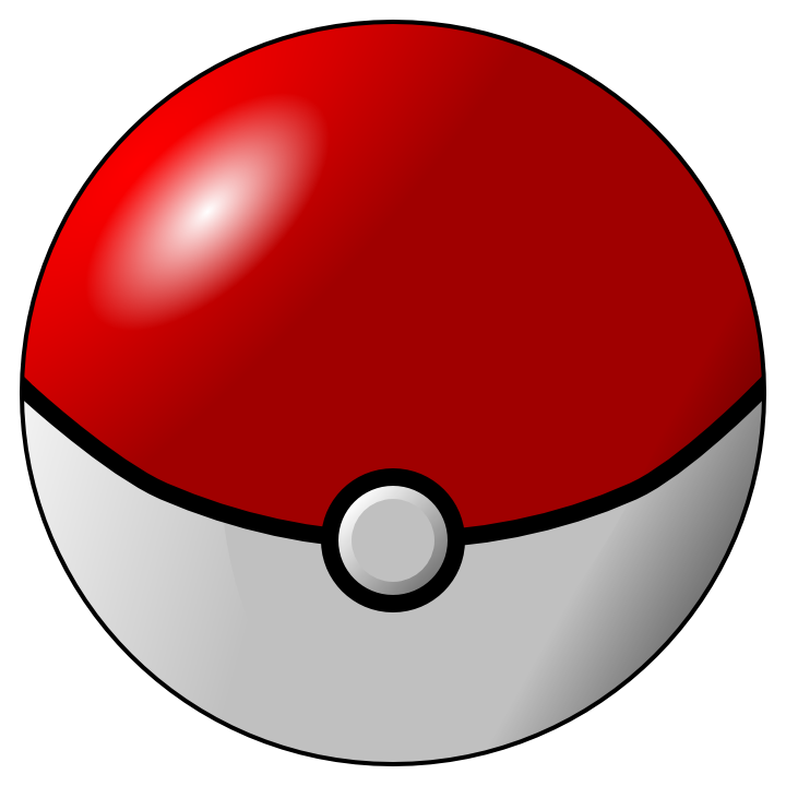 Pokeball clipart open. Pokemon ball png images