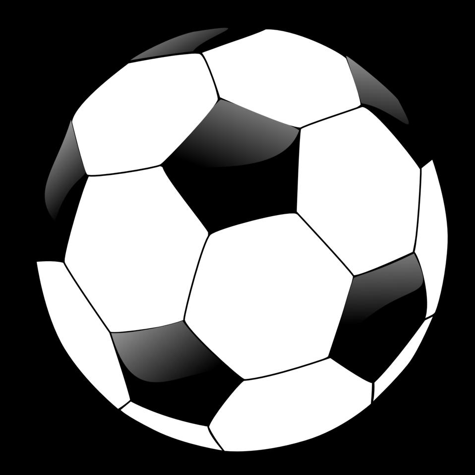 Foot clipart soccer. Public domain clip art