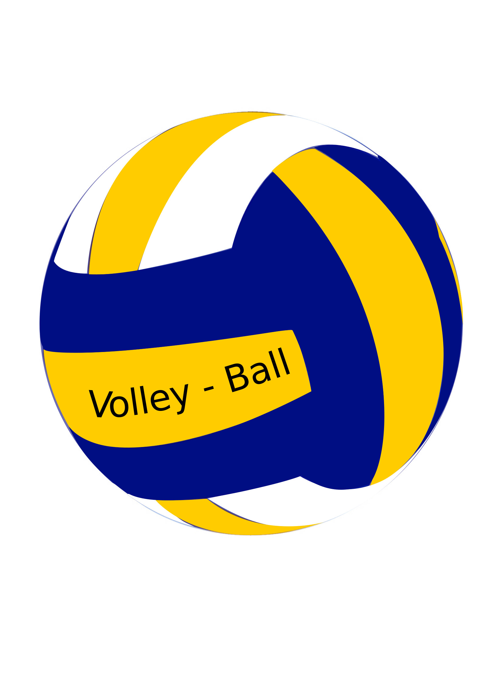 Female clipart volleyball. Ball big image png