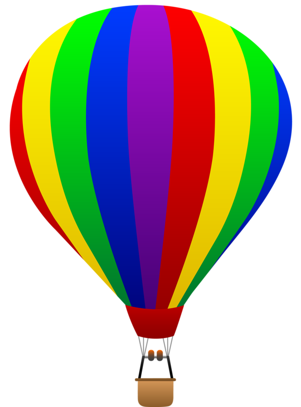 clipart balloon basket #62047965