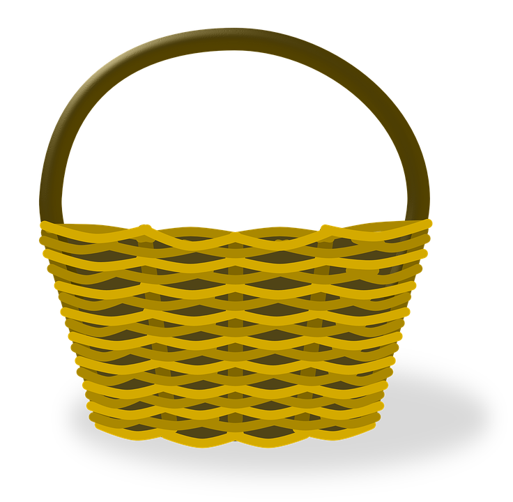 Clipart balloon basket. Hot air wicker clip