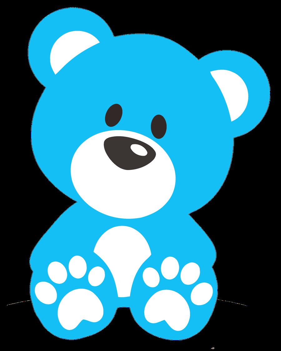Ursinhos e ursinhas minus. Clipart bear beruang