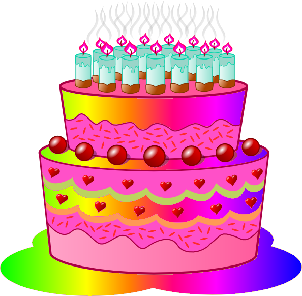 Clipart cat birthday cake. Art use these free