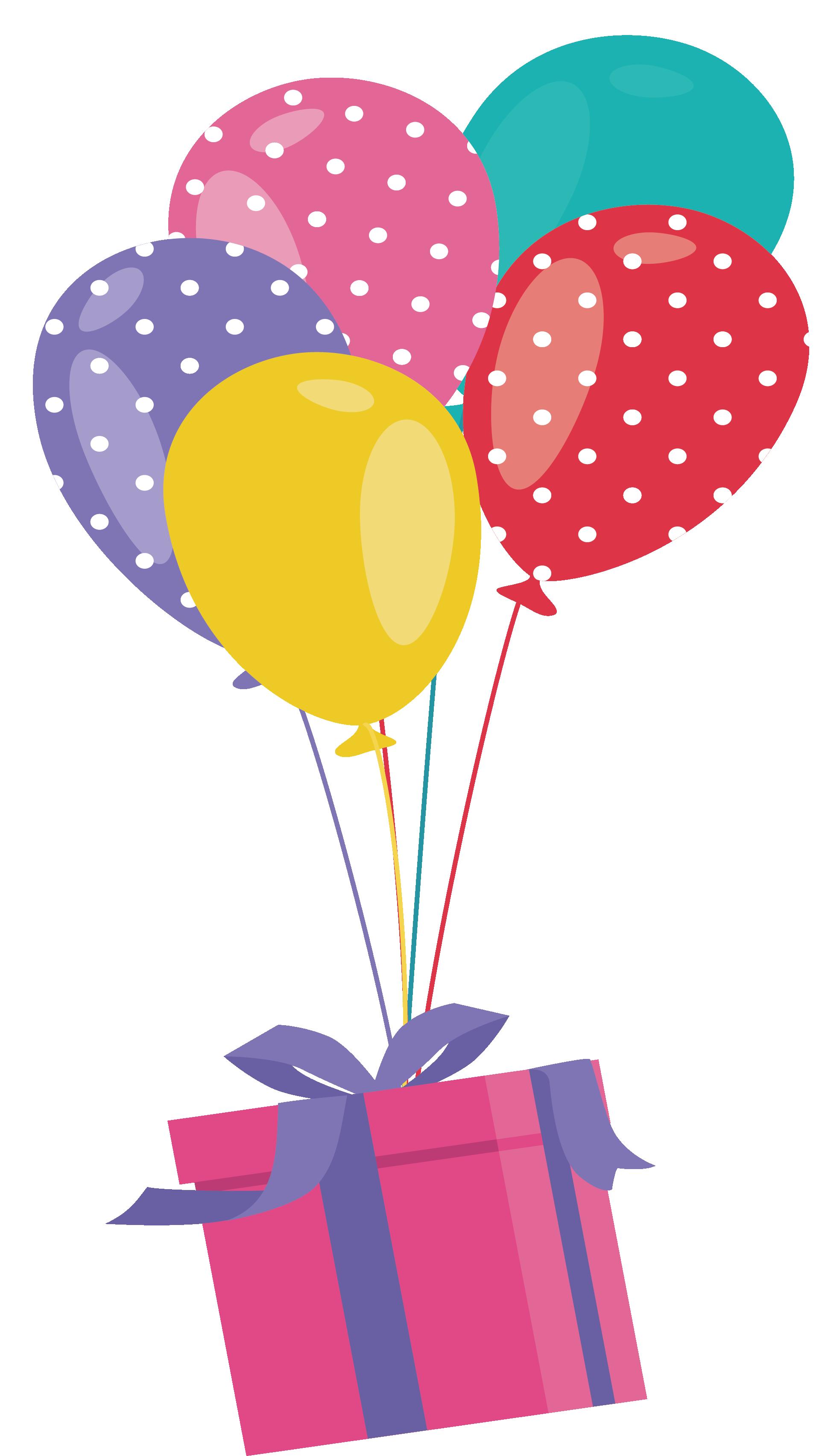 Clipart box supply. Balloon gift clip art