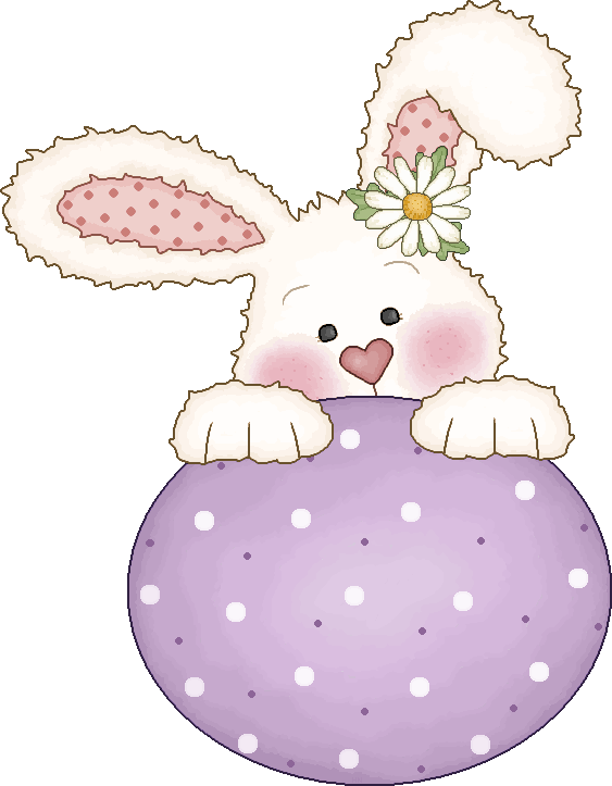 Clipart balloon bunny. Easter digital paper wallpaper