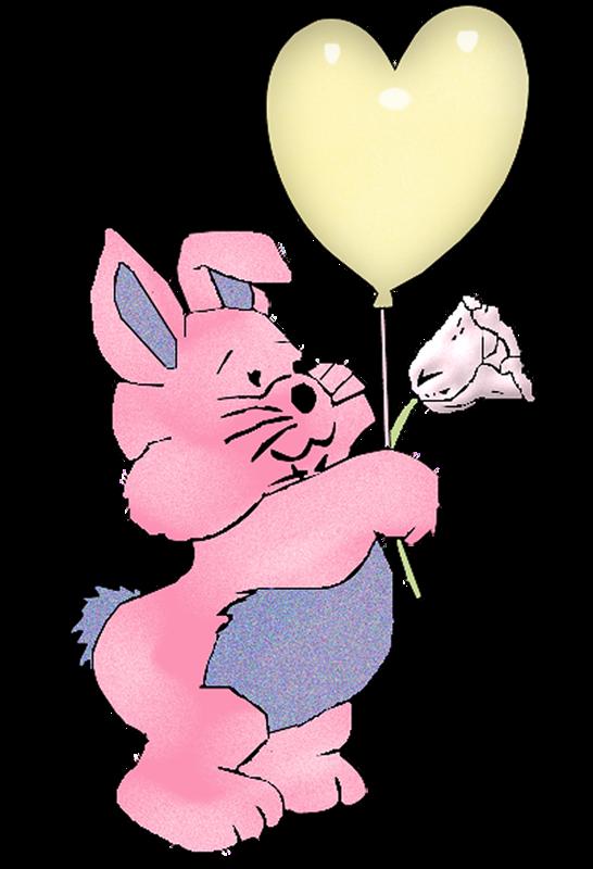 Clipart balloon bunny. Clip art cute transprent