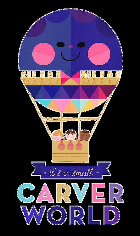 Carver thank . Clipart balloon carnival