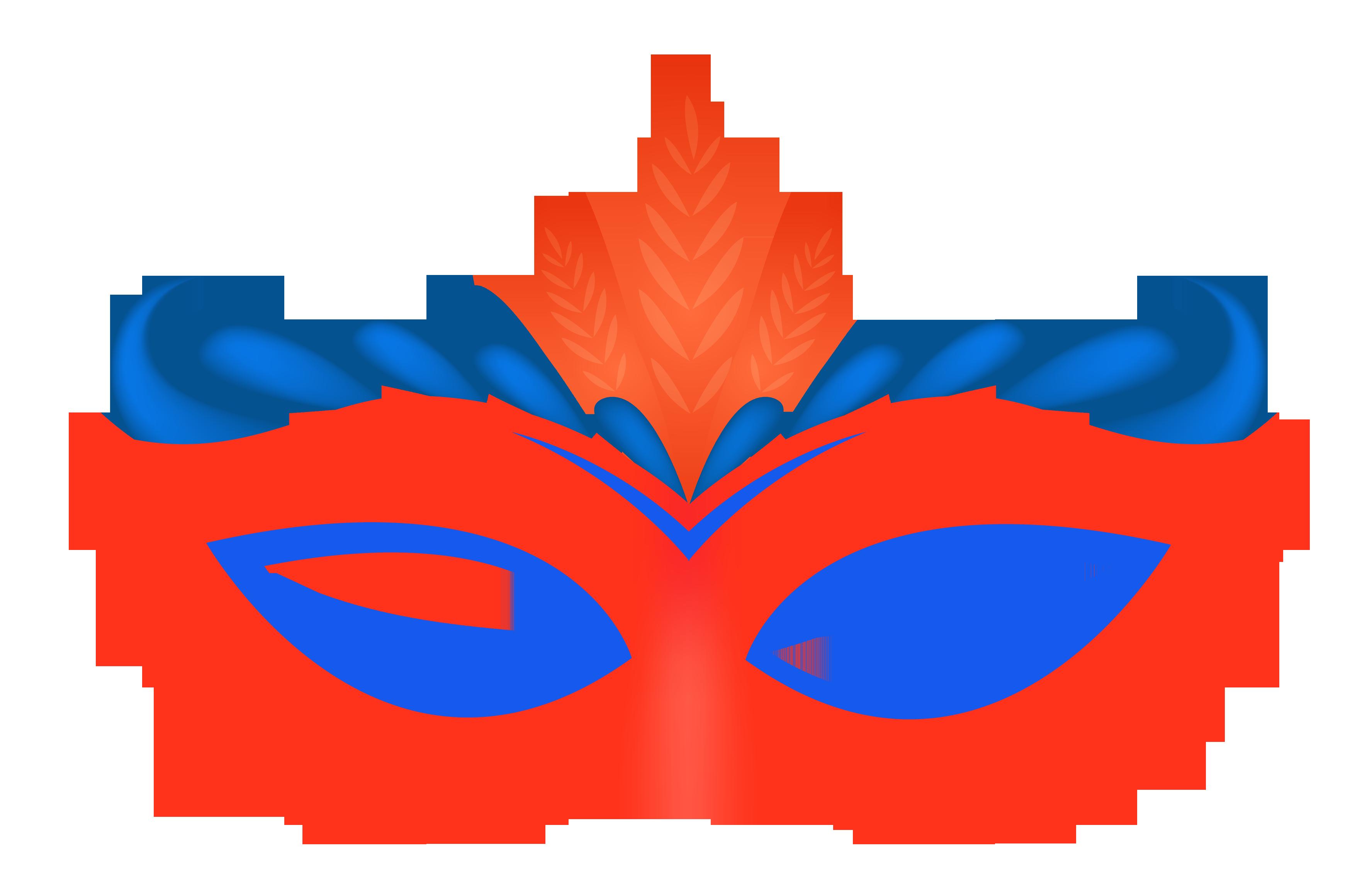 Eye mask png image. Clipart balloon carnival