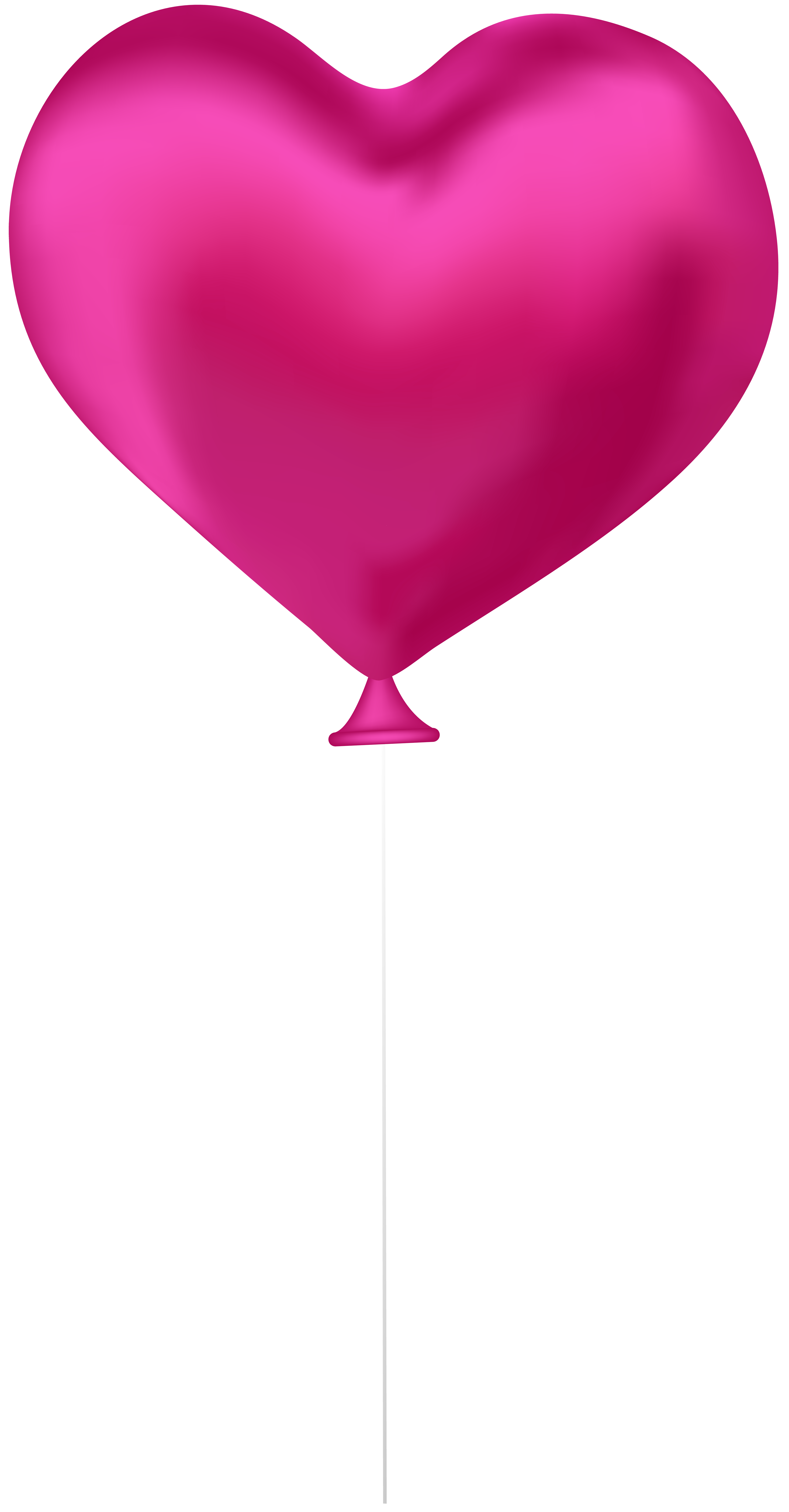 Pink heart png clip. Clipart balloon carnival
