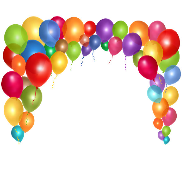 Clipart balloons cartoon. Party clip art images