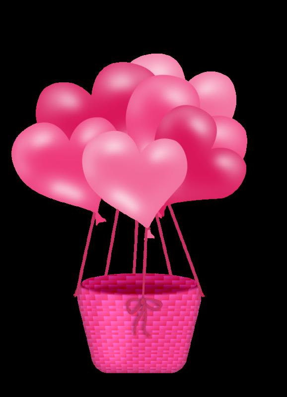 Hot air valentine s. Clipart balloon classy
