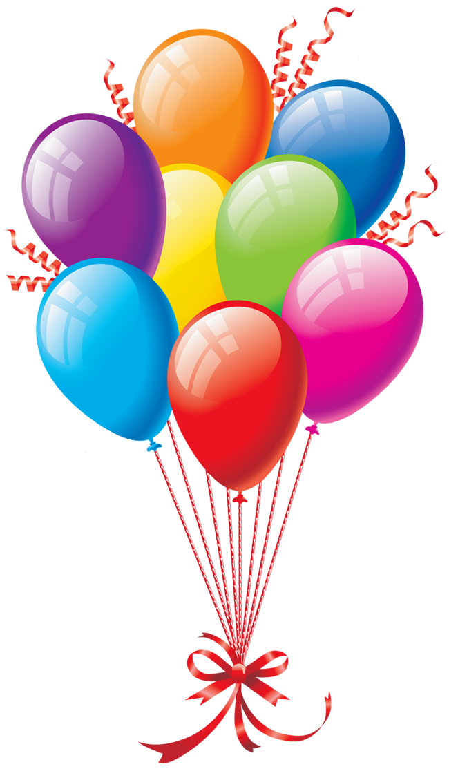 Balloons transparent picture gallery. Clipart balloon clear background