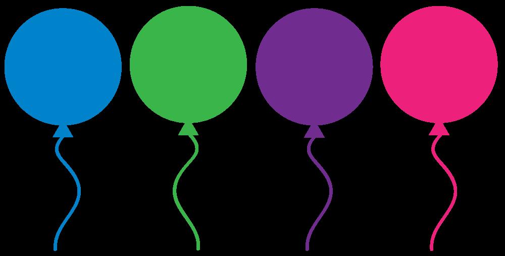 Clipart balloon clip art. Free content birthday cute