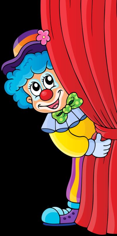 Tubes hello it s. Clipart balloon clown