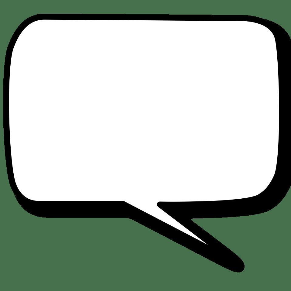 Speech bubble transparent png. Clipart balloon conversation