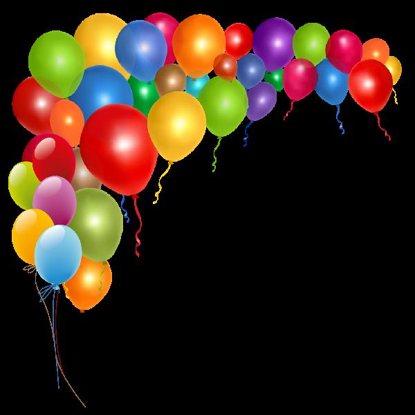 collection of border. Balloons clipart party balloon