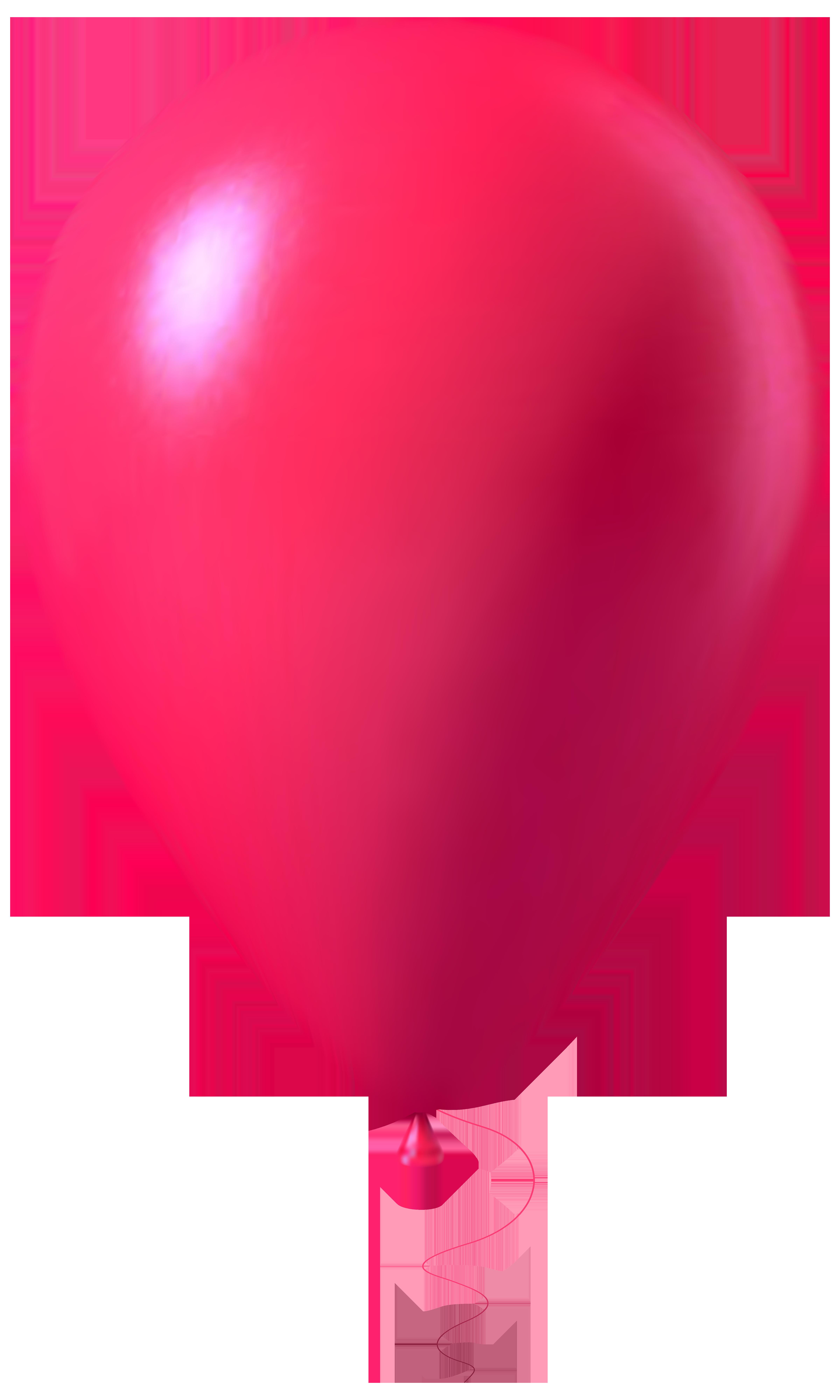 Clipart balloon cupcake. Pink transparent png image