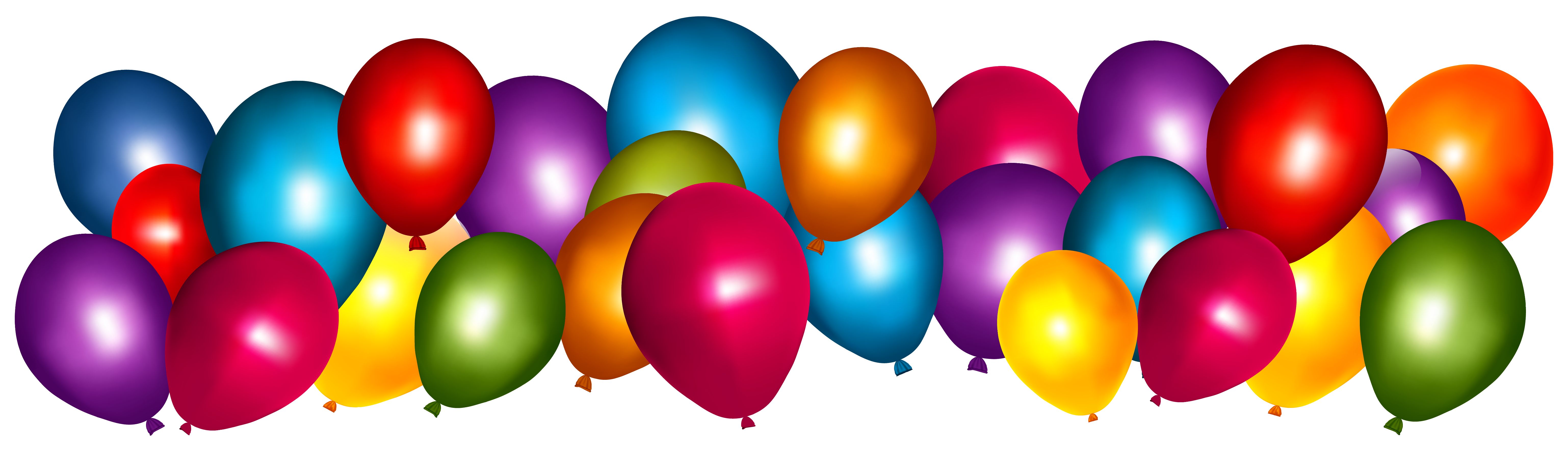Clipart balloon easter. Transparent colorful balloons png