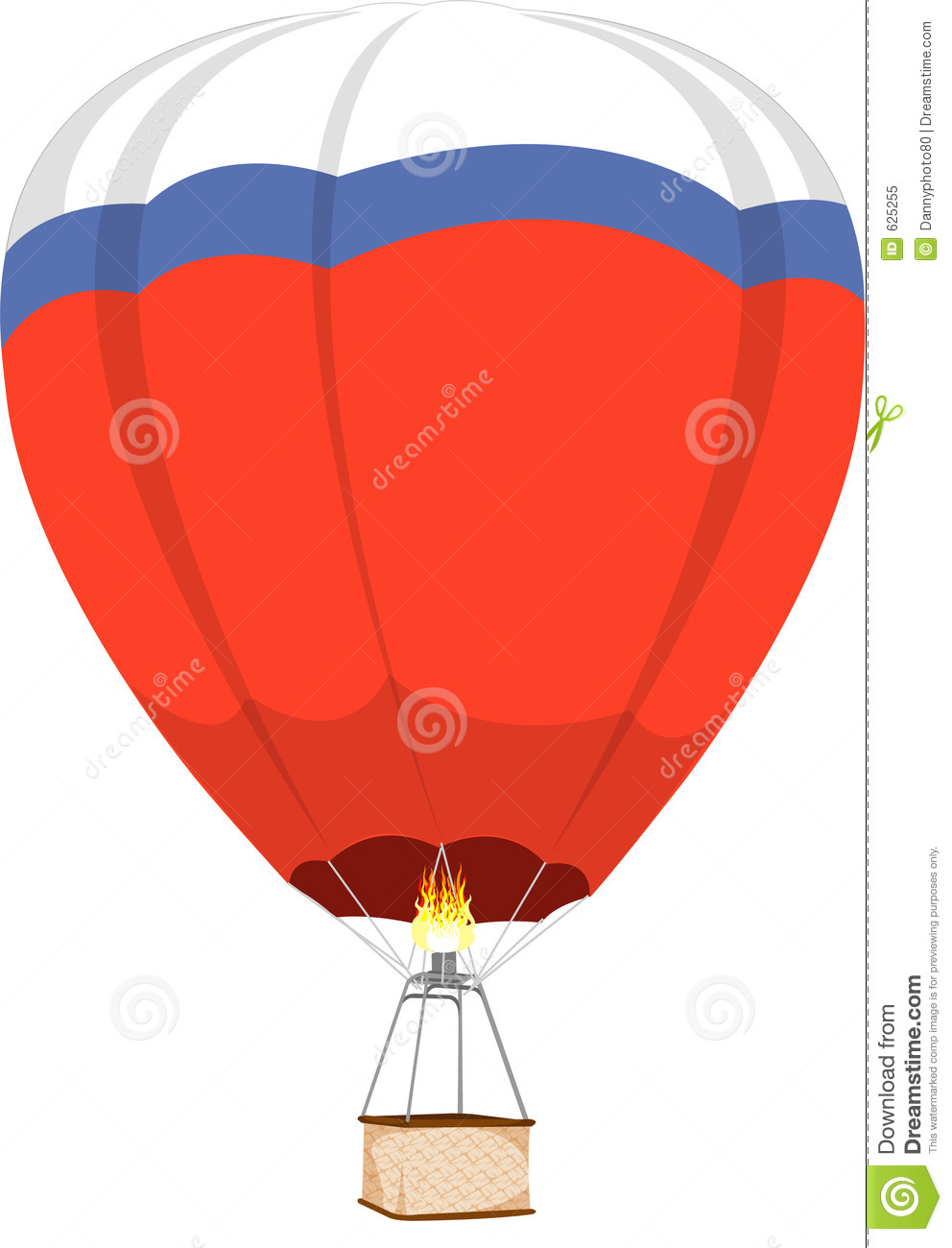 Panda free images . Clipart fire hot air balloon