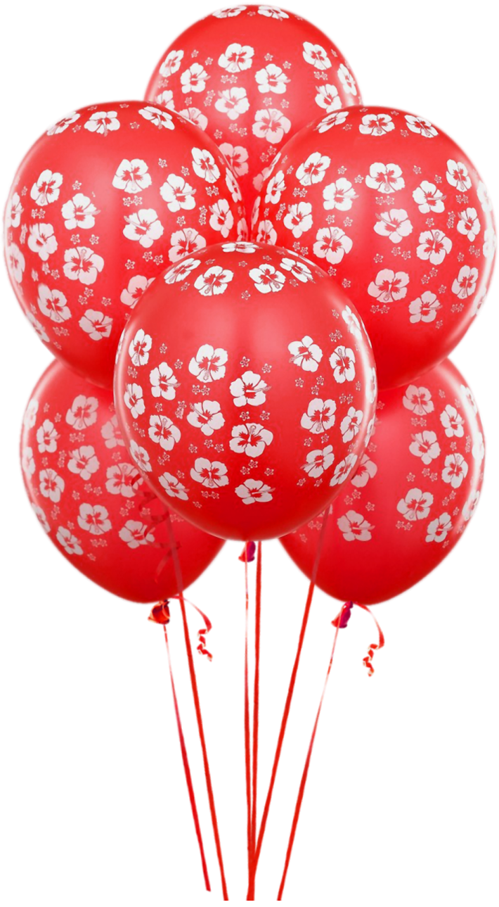 Clipart balloon gate. Transparent red balloons gallery