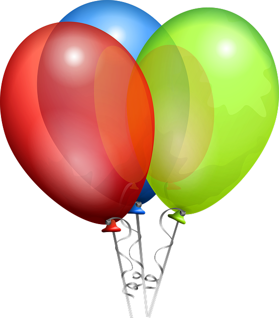 Funny birthday wishes first. Clipart balloon gate