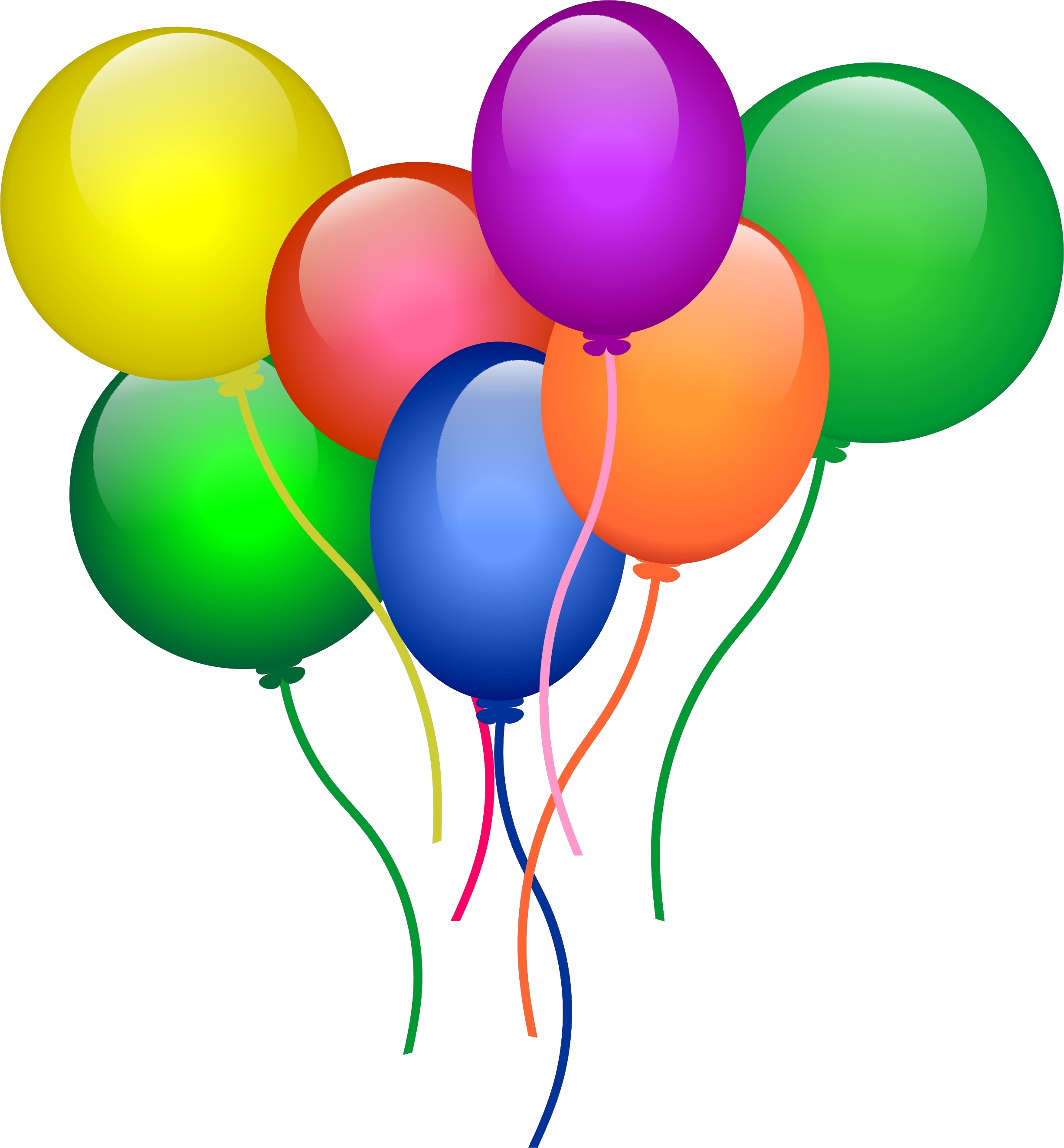 The end of unsafety. Clipart balloon gate