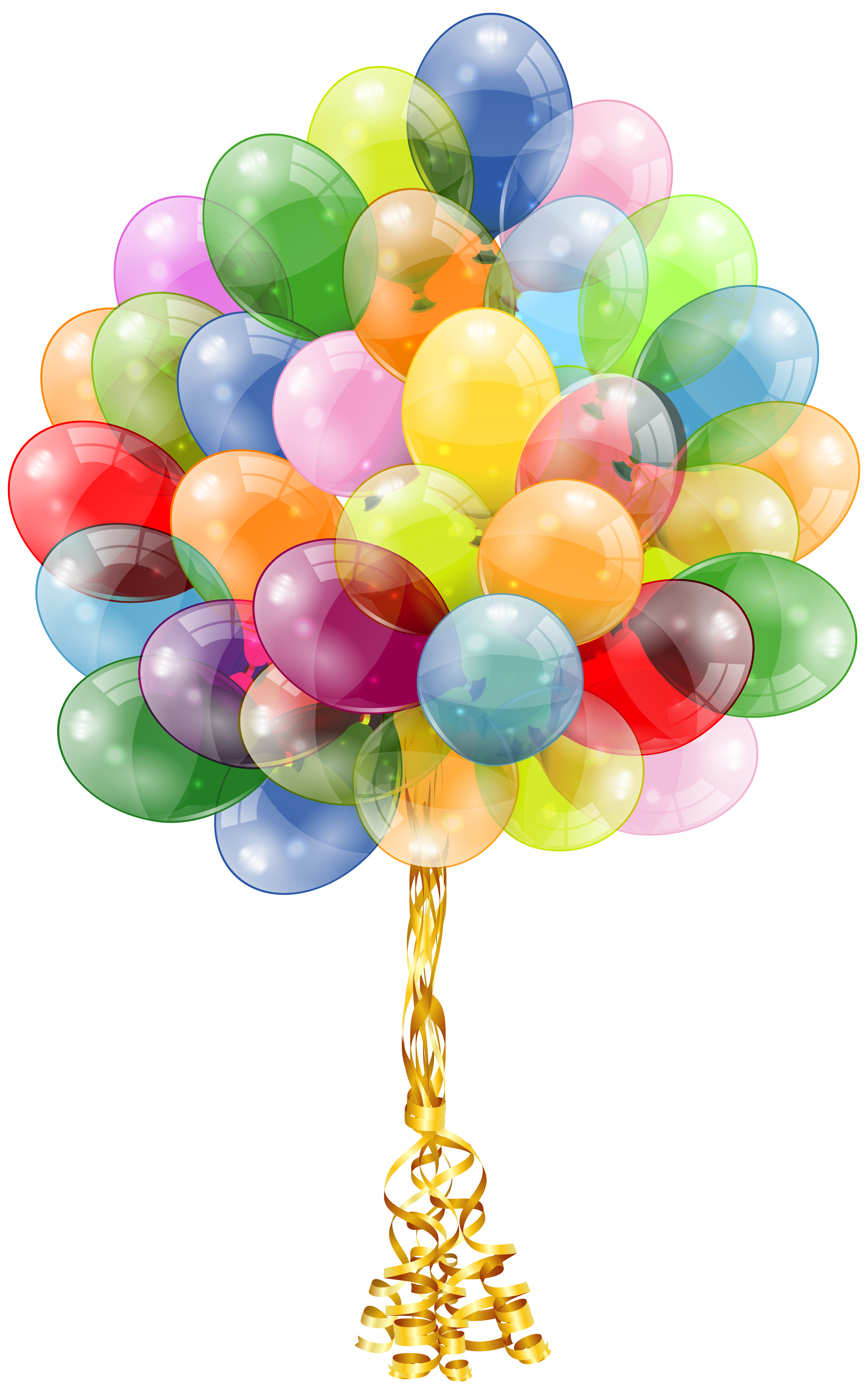 Pin by on birthday. Clipart balloon gold glitter