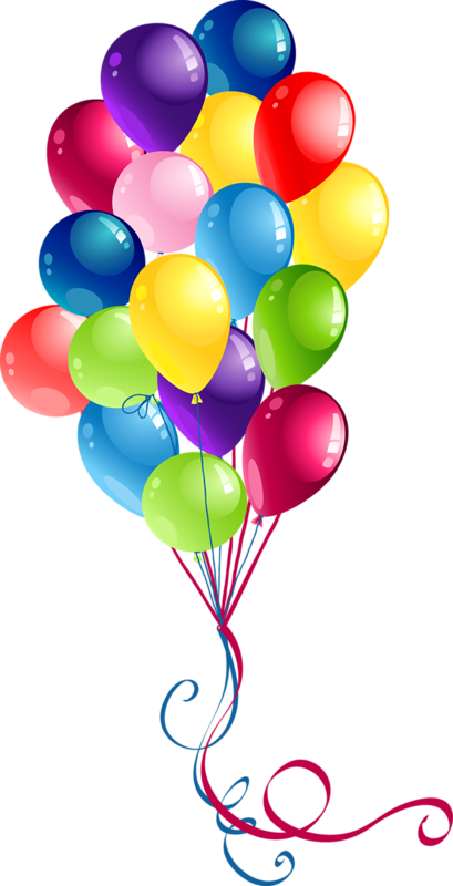 clipart balloon happy birthday #62051430