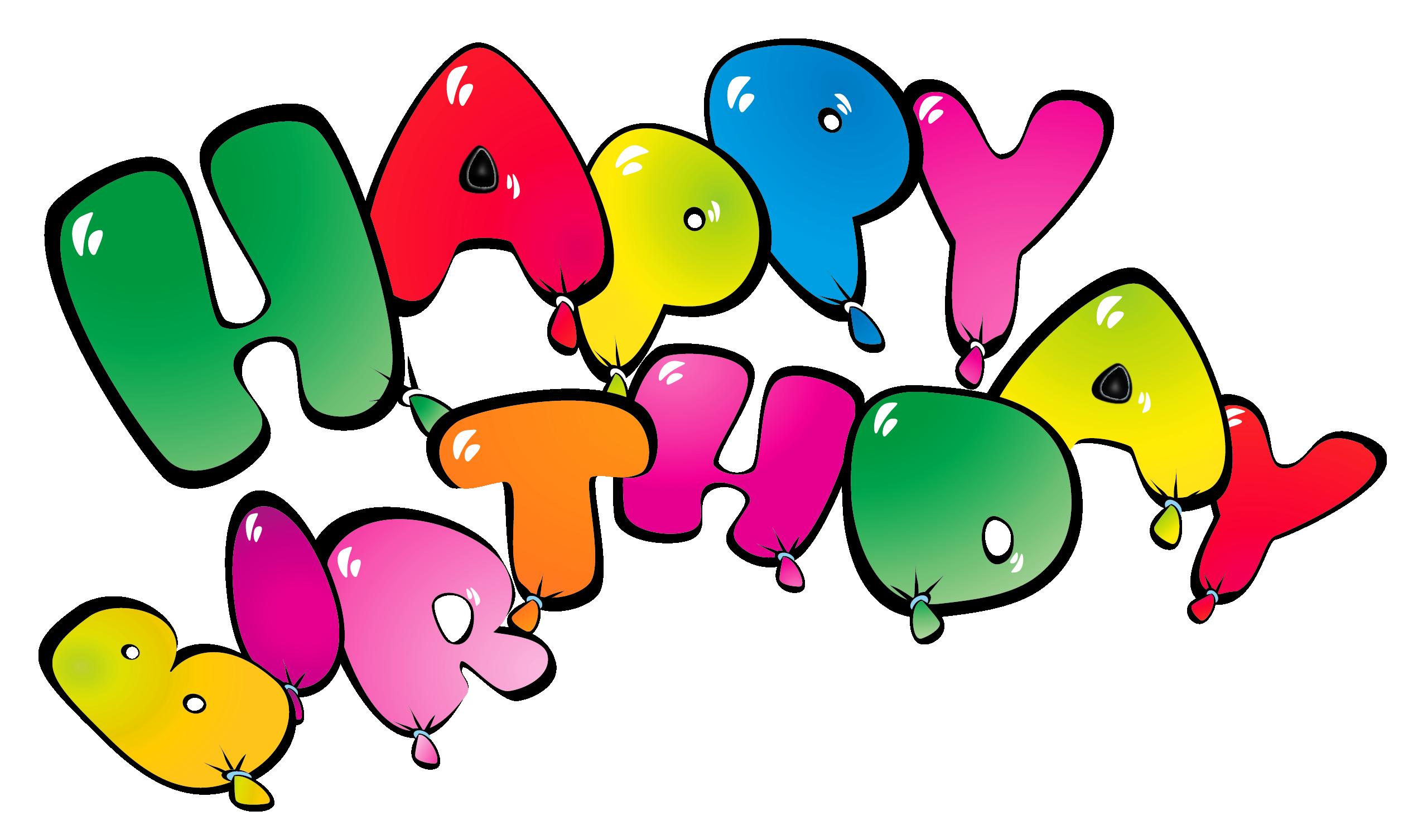Cake clip art transparent. Clipart balloon happy birthday