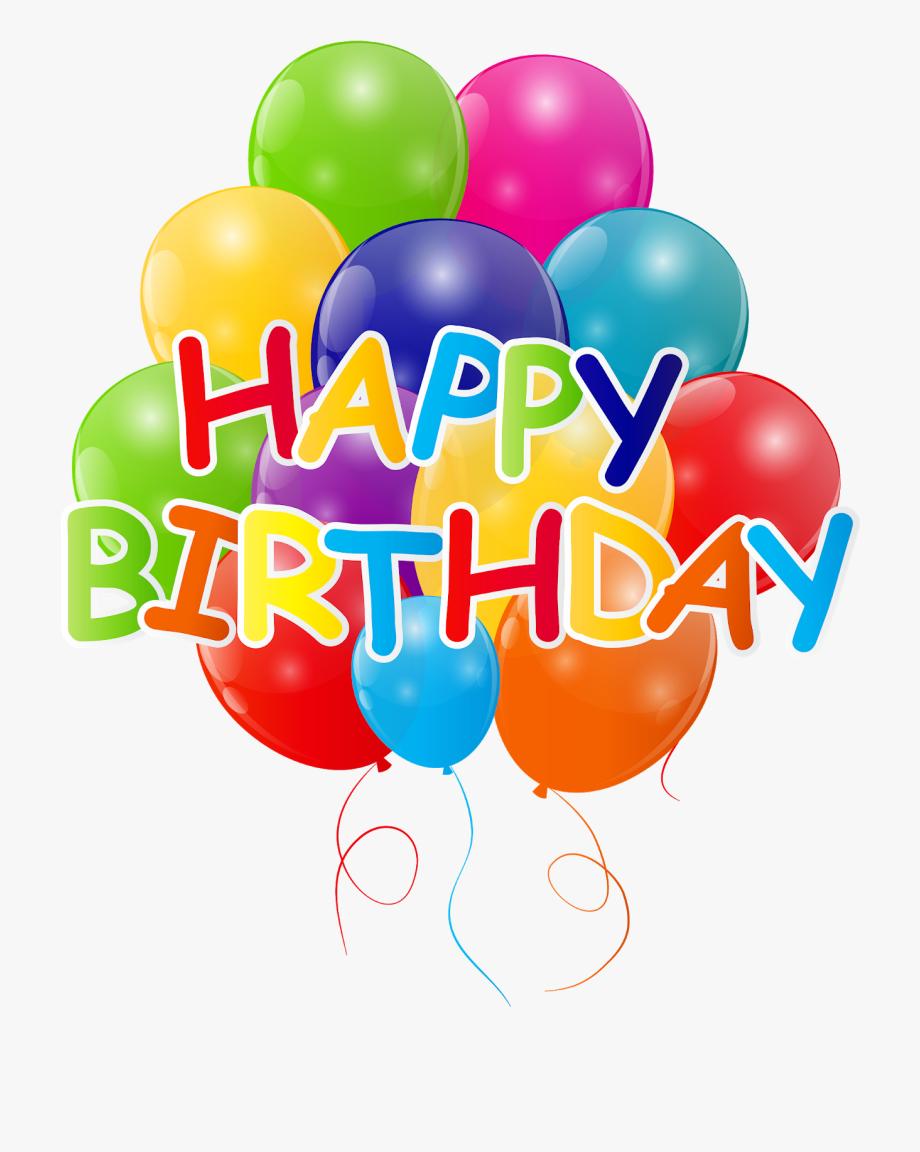 Clip art many balloons. Clipart balloon happy birthday