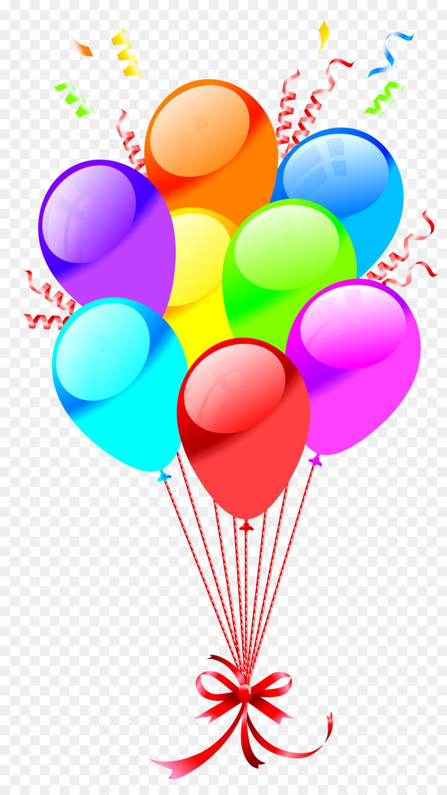 Clipart balloon happy birthday. Balloons party
