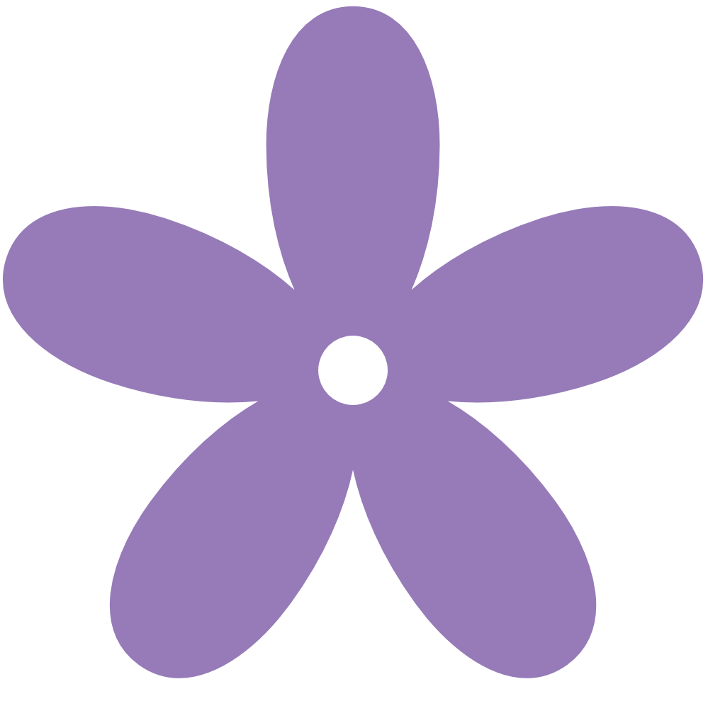 Scooby doo clipart flower. Lavender panda free images