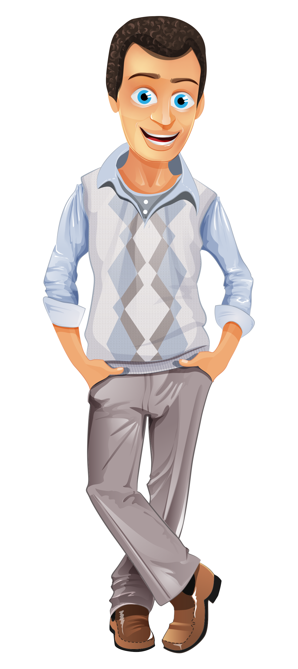 Business casual friday clip. Fashion clipart child