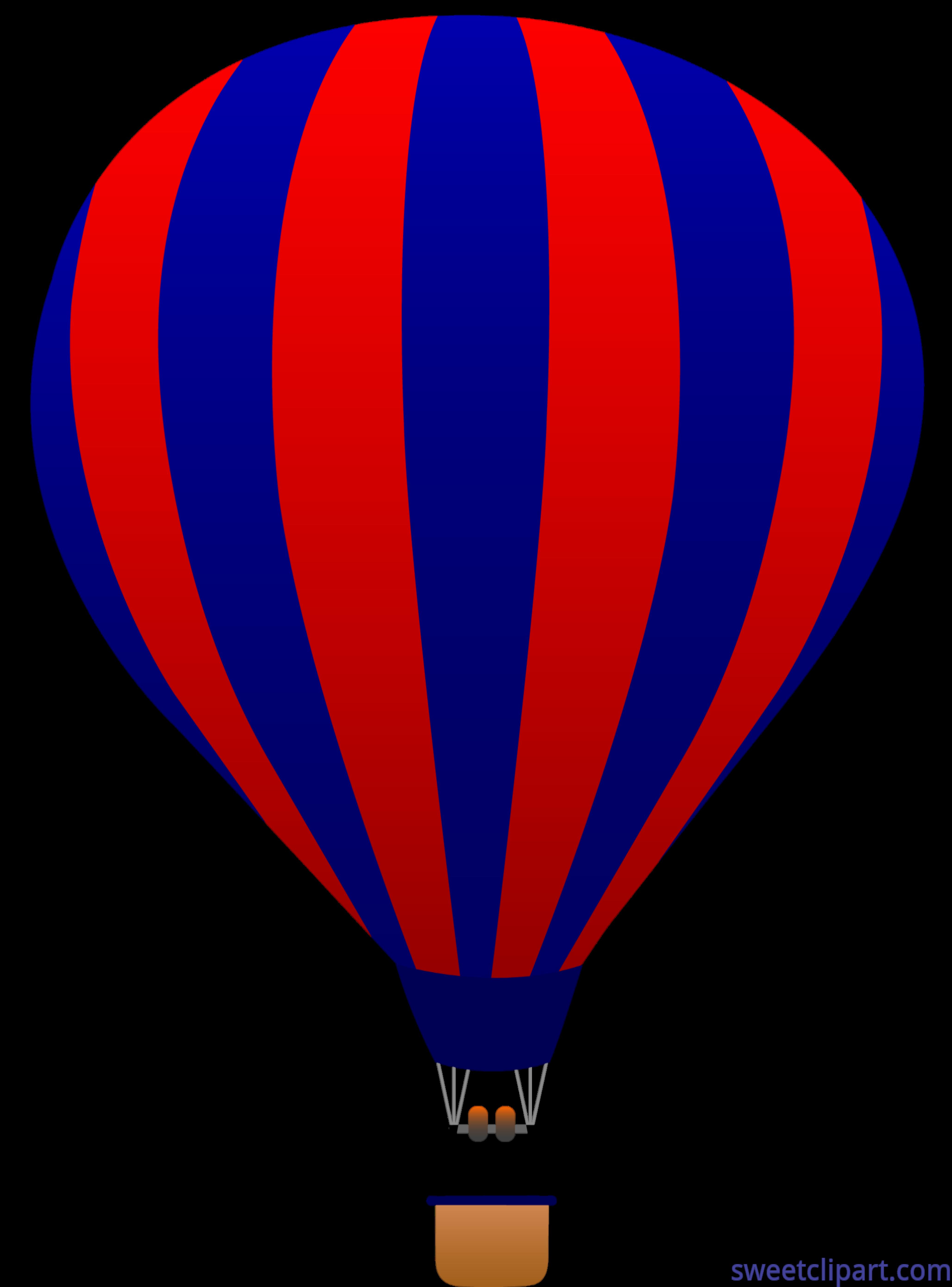 Hot air red clip. Clipart balloon navy blue